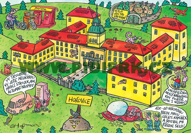 Hořovice title=