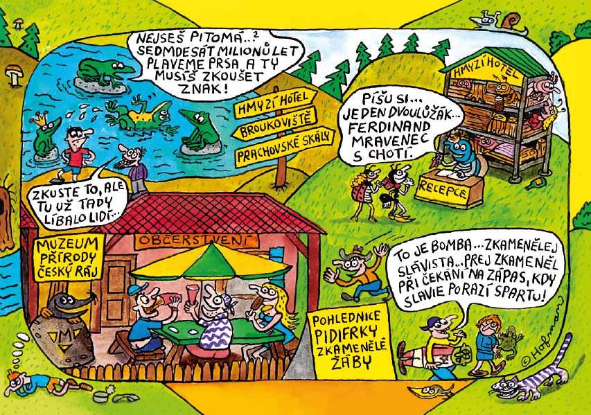 Muzeum přírody Český ráj title=